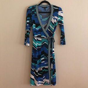 NWOT BCBG Wrap Dress